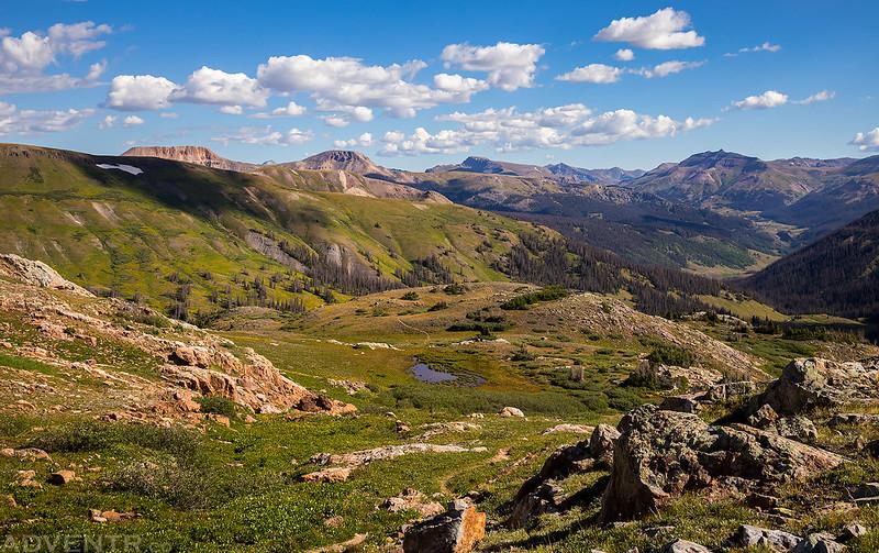 Hunchback Trail View
