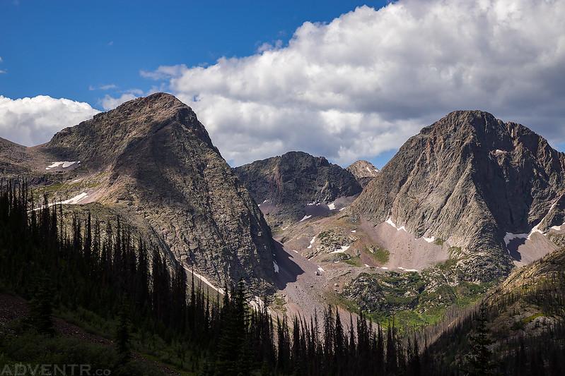 Weminuche Peaks