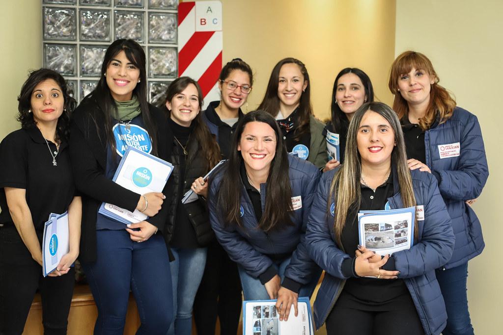 2019-09-02 PRENSA: Presentación de Campaña Alumno Solidario 2019