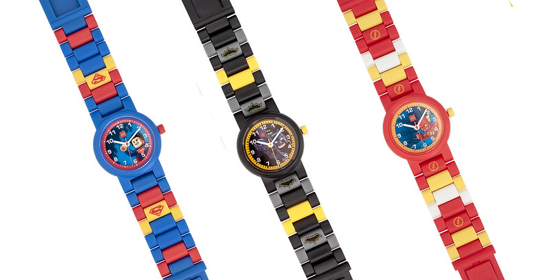 LEGO DC Watches