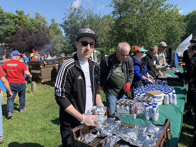 EDLC Labour Day BBQ 2019