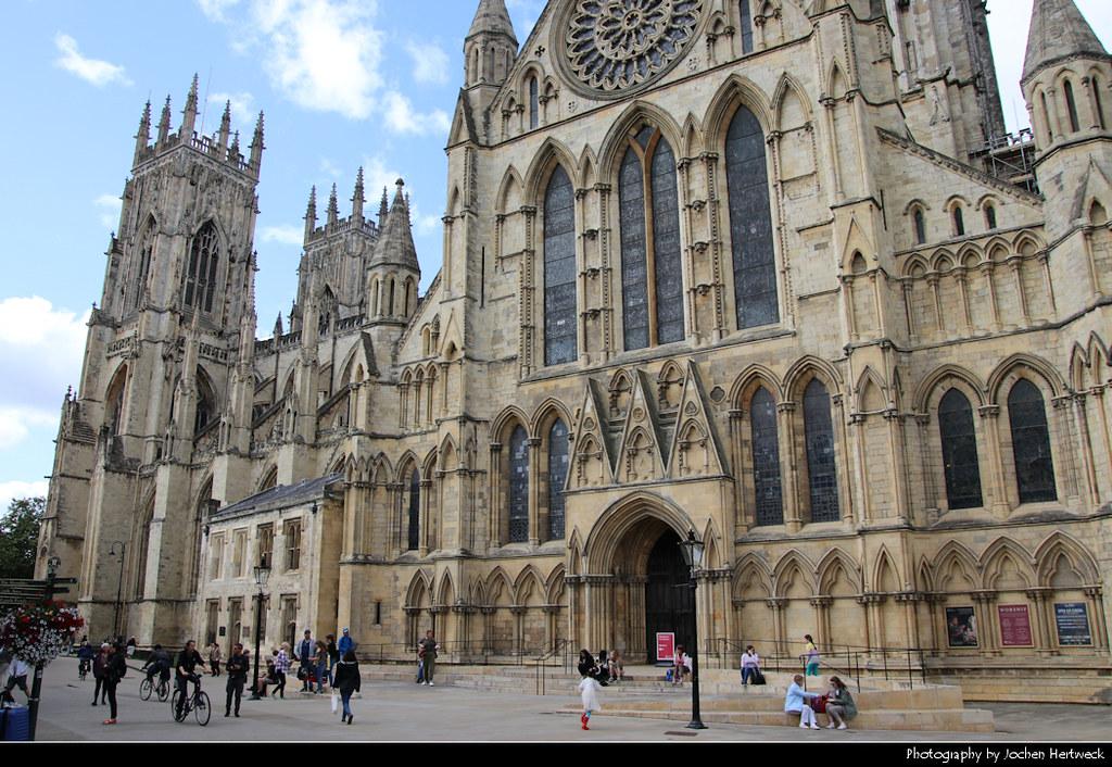 York Minster, York, UK