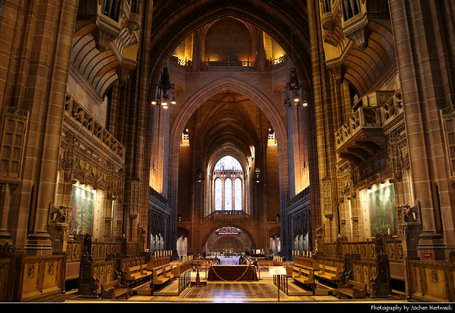 Liverpool Cathedral, Liverpool, UK
