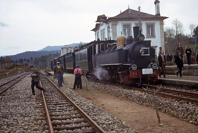 CP E151, Arco de Baulhe