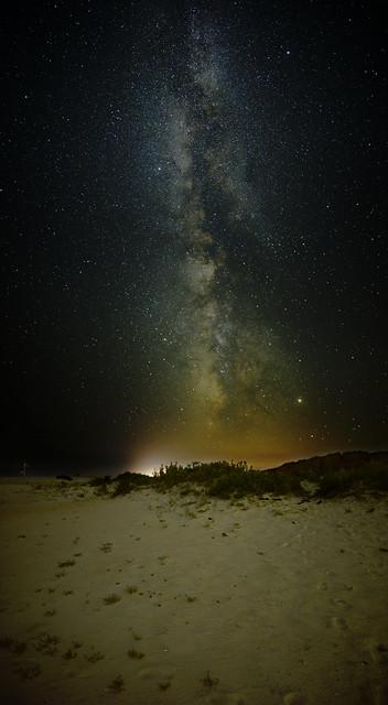 Milky Way Dune