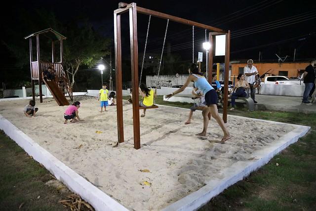 Manaus 02.09.2019 Inauguração do parque da juventude Beija Flor
