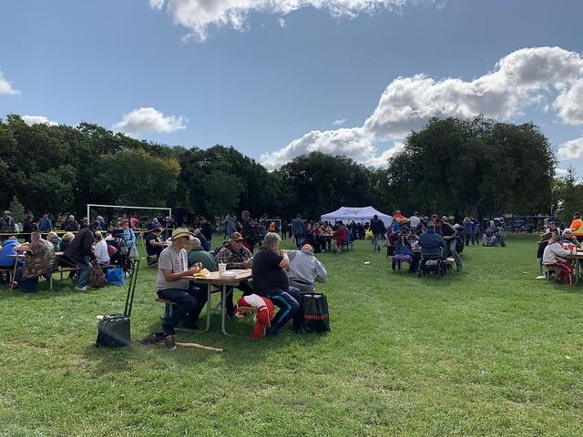 EDLC Labour Day BBQ 2019