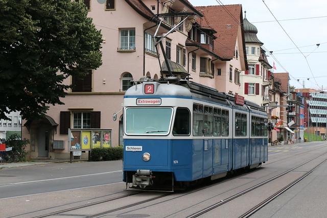 2019-09-01, VBZ/TMZ, Schlieren Zentrum