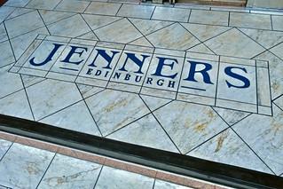 Jenners, Edinburgh, UK