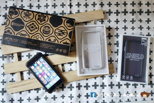 DEVILCASE 手機配件 惡魔盾手機殼 防摔防撞  (1)