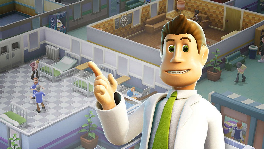 Increase Performance in Two Point Hospital