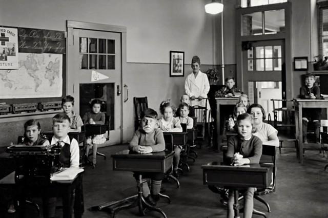 Adriano J. Peg's  Second Grade Class