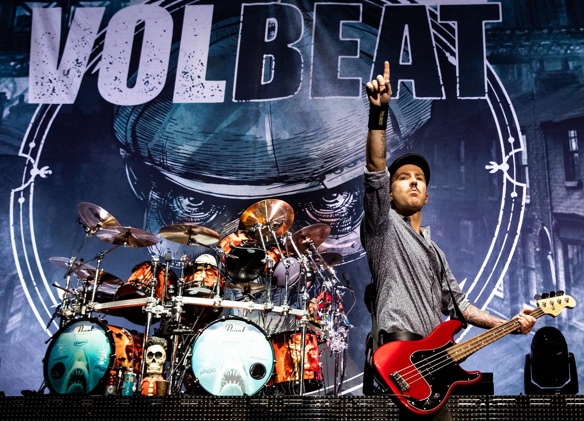 Volbeat Knotfest 13_