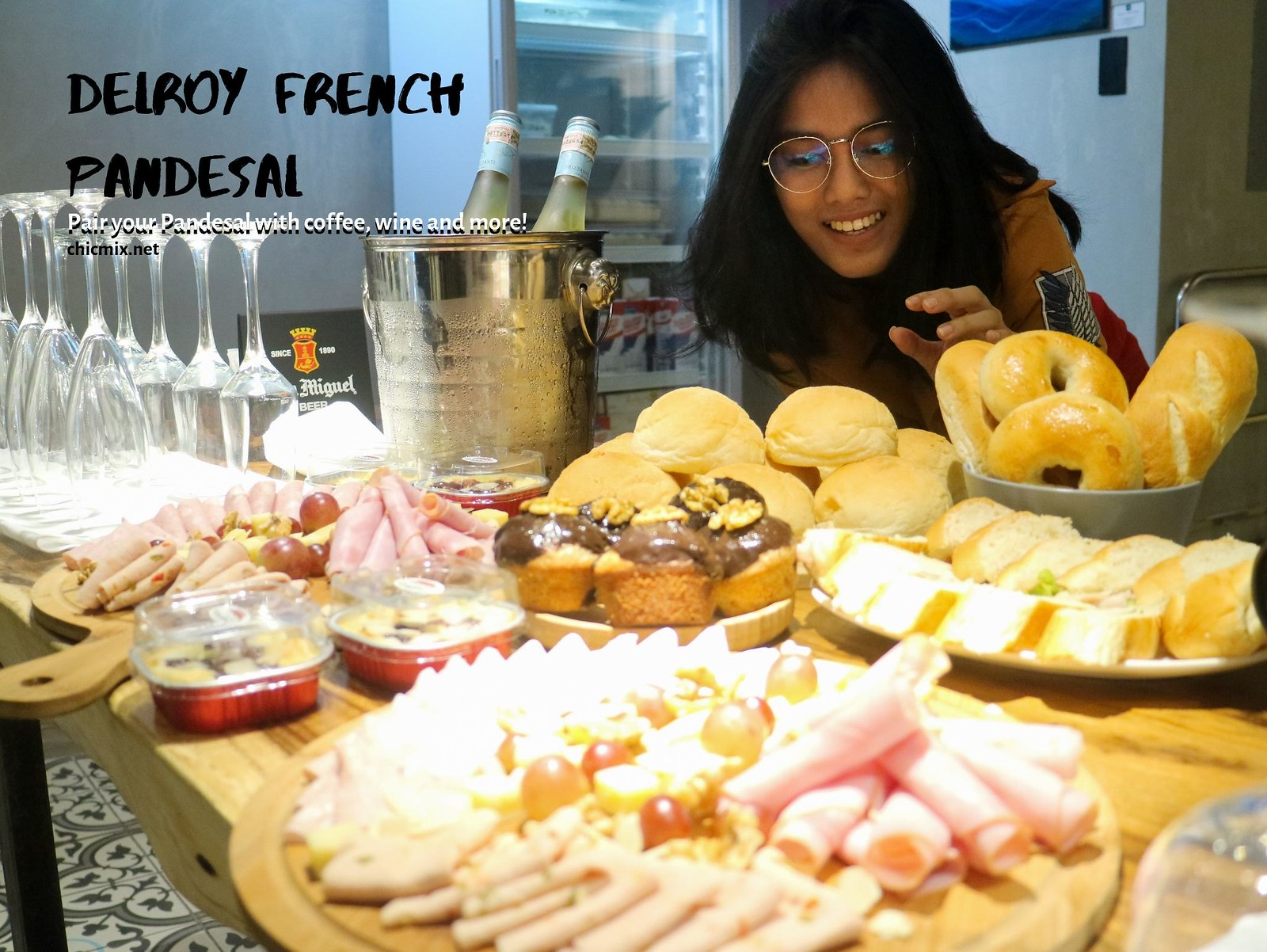 Delroy French Pandesal BF Paranaque