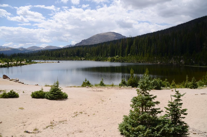 Sandbeach Lake, RMNP, Colorado (3)