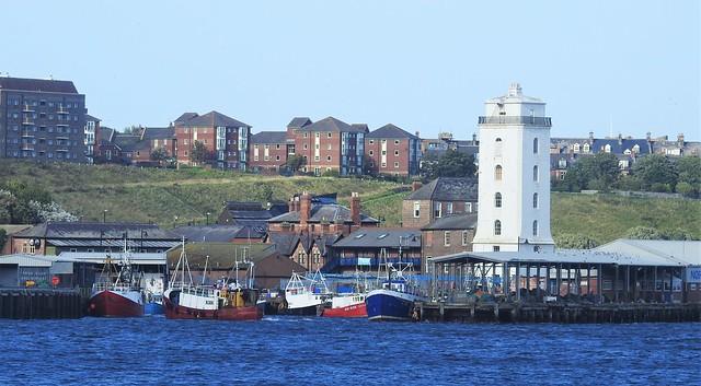 North Shields - Fish Quay
