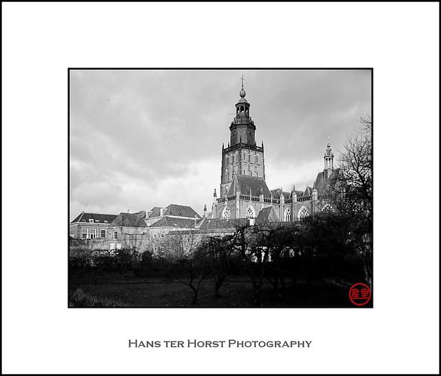 Sint Walburgiskerk, Zutphen on Large Format
