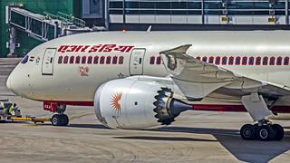Air India Boeing B787-8 Dreamliner VT-NAA New Delhi(DEL/VIDP)