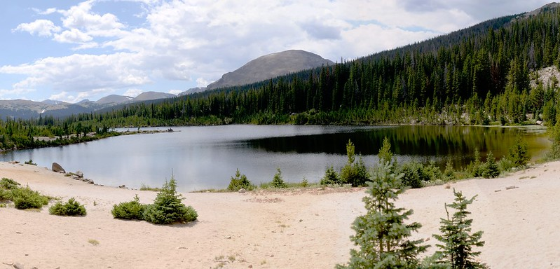 Sandbeach Lake, RMNP, Colorado (1)