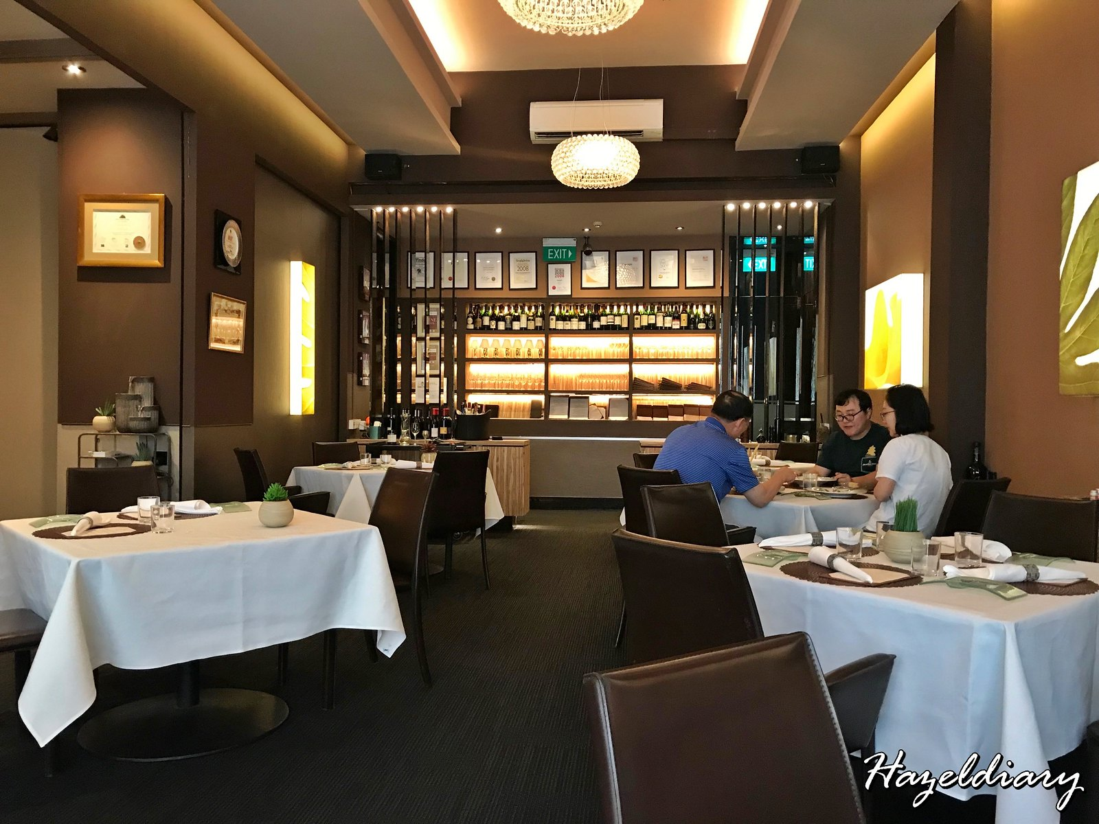 [SG EATS] My Set Lunch At Gunther's Modern French Cuisine Restaurant