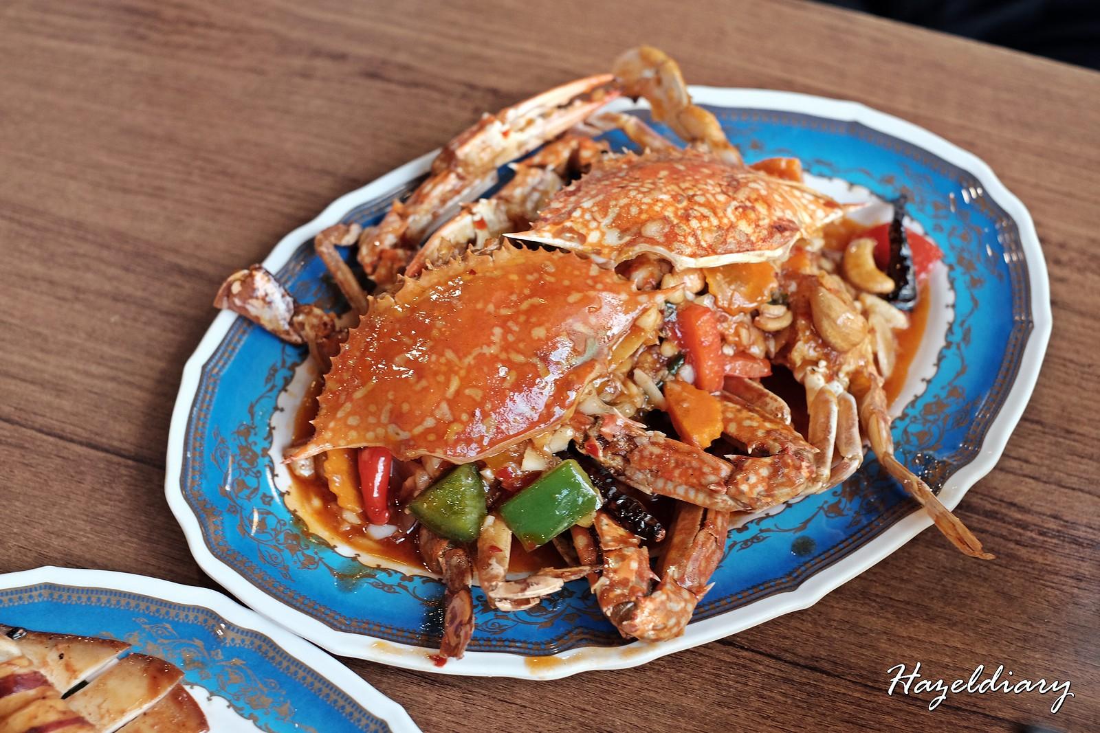 Soi Thai Soi Nice-Thai Gong Bao Flower Crab