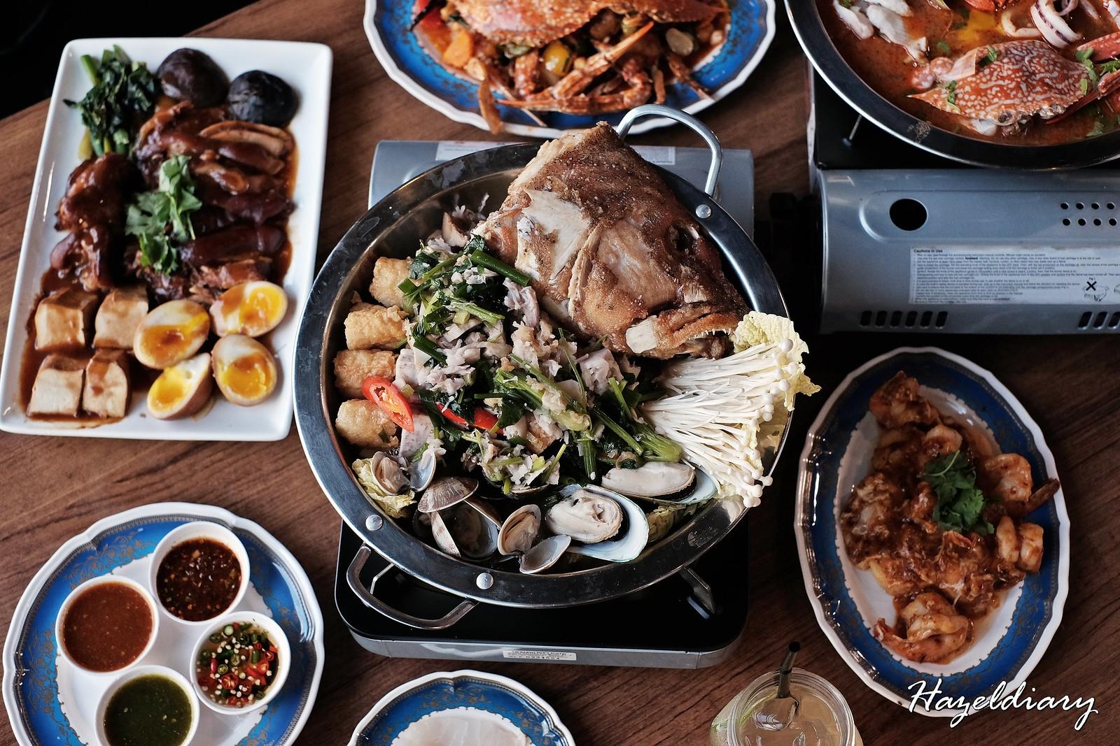 Soi Thai Soi Nice-Seafood Porridge hotpot