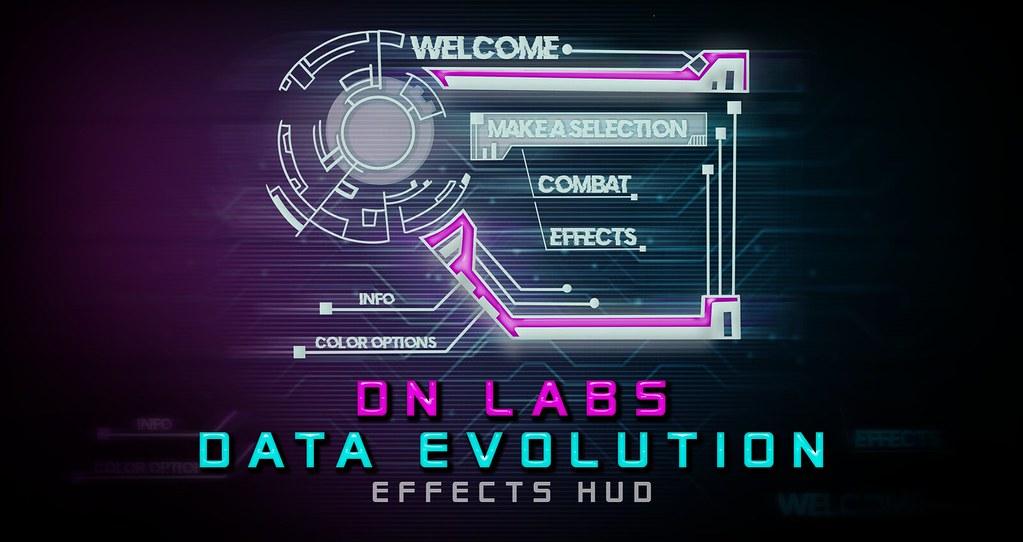 Data Evolution Ad - TeleportHub.com Live!
