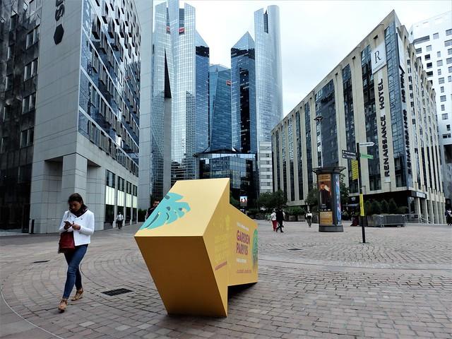 La Défense - París. (in explore)