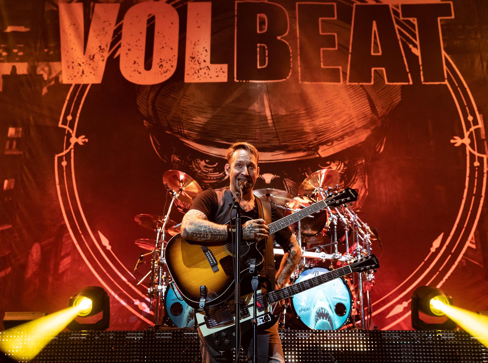 Volbeat Knotfest 22_