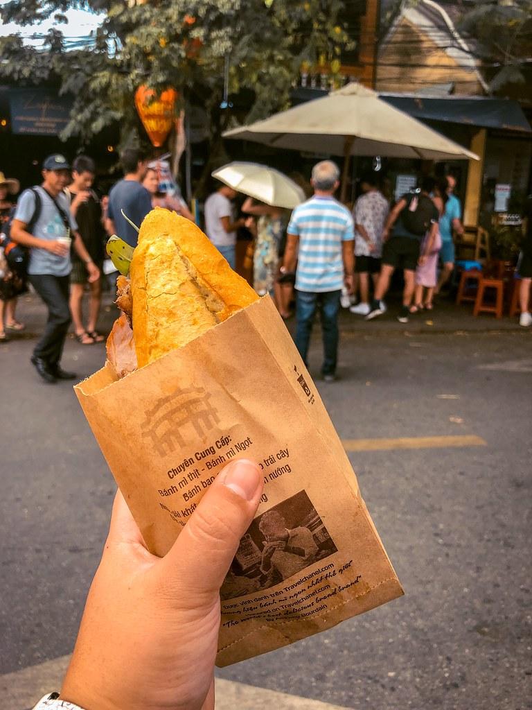 Banh Mi at Banh Mi Phuong | Best food in Hoi An