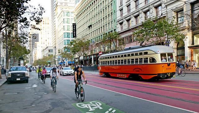 Market st. San Francisco.