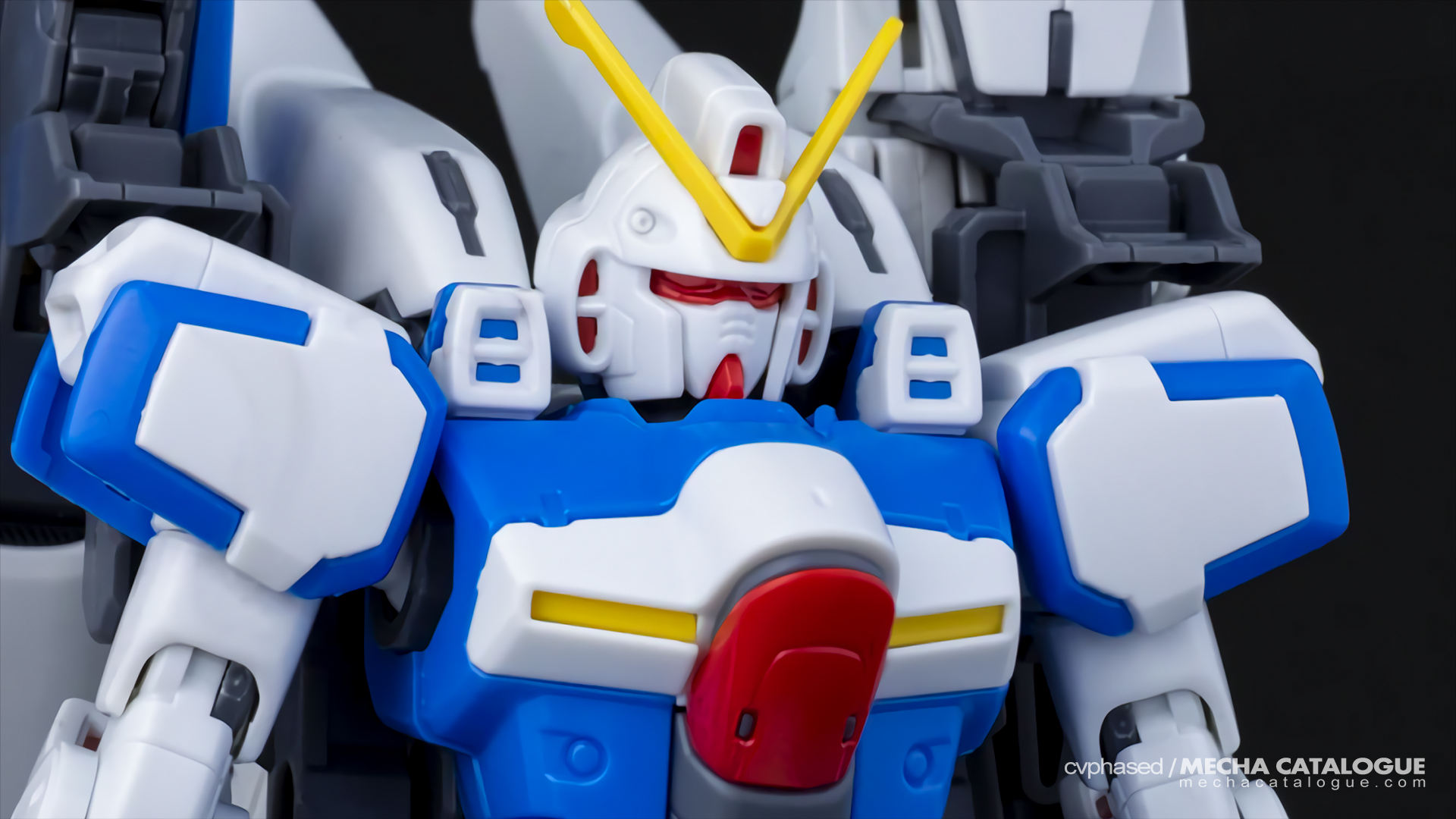 Straight Build Preview: HGUC Second V