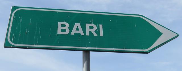 Bari Sign (Puglia, Italy)
