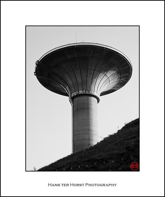 Water tower, Senningerberg