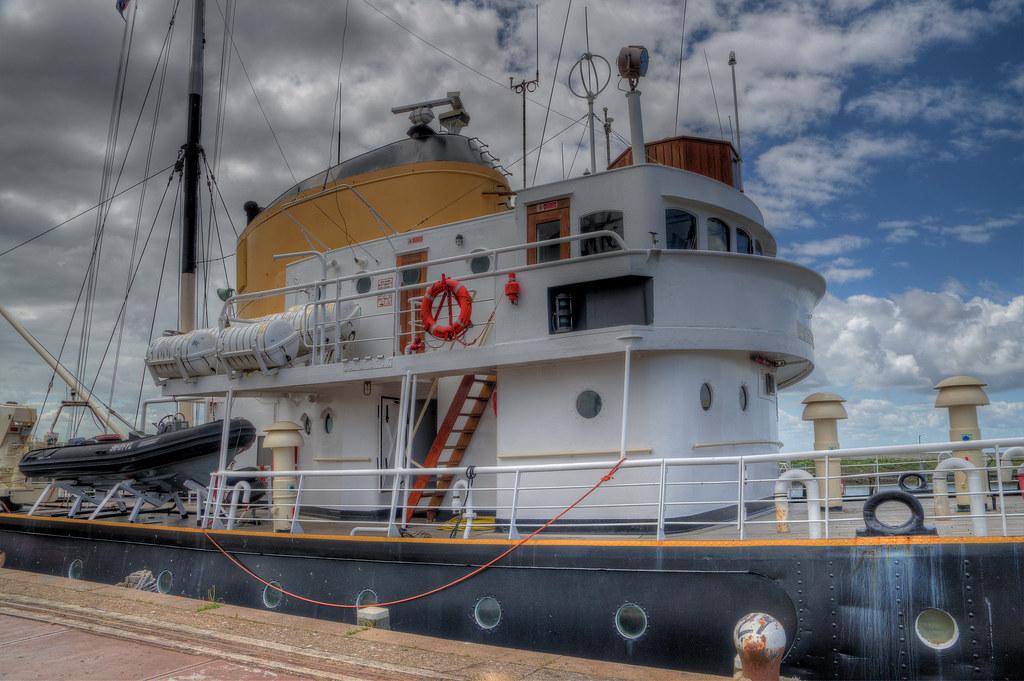 Boot Nordsee Harlingen