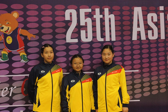 Day 1 - 2019 Asian Junior & Cadet Championships