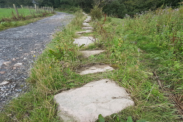 Stepping Stones, Buttermere, Cumbria