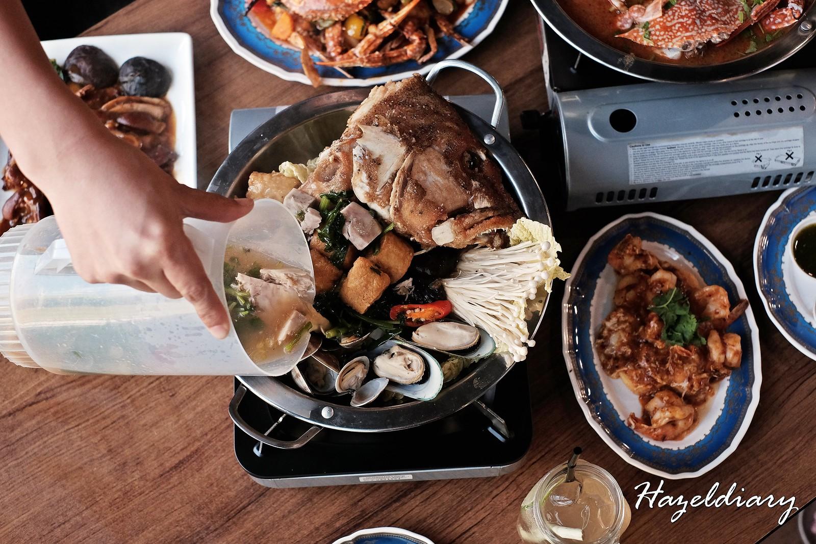 Soi Thai Soi Nice-Seafood Porridge