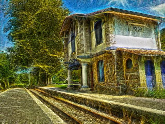 Estación de Lasao - Gipuzcoa