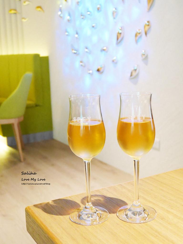 台北松山南京三民站HiQ褐藻生活館鱻食咖啡飲料喝到飽小菜吃到飽 (1)