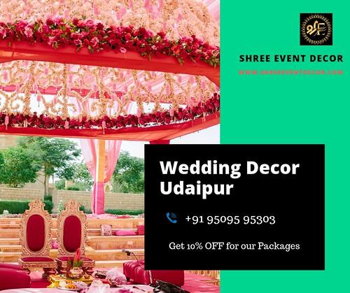 Best Wedding Decorators in Udaipur   Wedding Decor in Udaipur  - Shree Event Decor