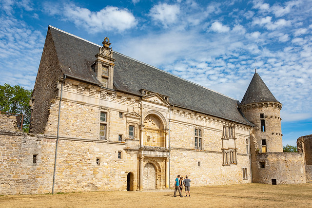 Chateau d'Assier