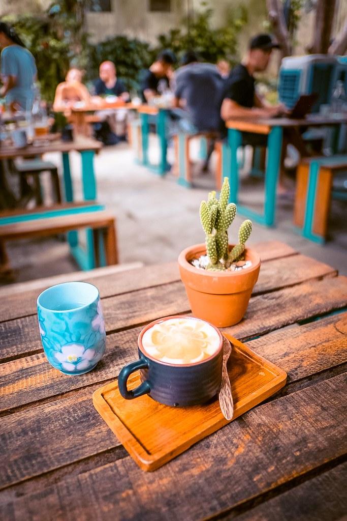 Vietnamese Egg Coffee at Phin Cafe | Hoi An Restaurants