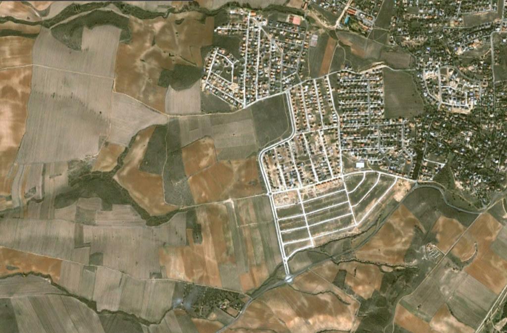 coto, guadalajara, castilla, mancha, antes, desastre, urbanístico, planeamiento, urbano, urbanismo, construcción