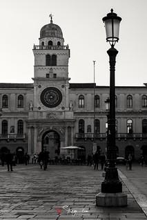Piazza dei Signori a Padova