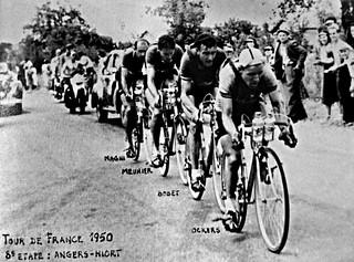 1950 TDF Four breakaways