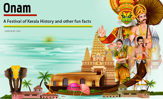 Onam - A Festival of Kerala History and Other Fun Facts