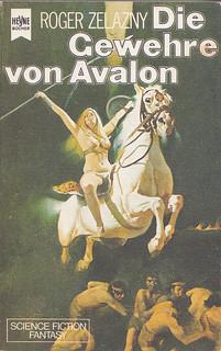 Roger Zelazny / Die Gewehre von Avalon