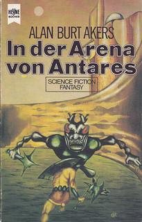 Alan Burt Akers / In der Arena von Antares