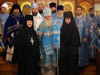 31.08.2019 | Визит епископа Арсения в Ташкентскую епархию
